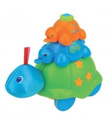 Развивающая игрушка-каталка Парад черепах K's kids KA548