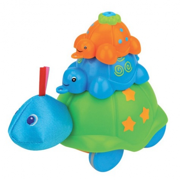 Развивающая игрушка-каталка Парад черепах K's kids (Арт. KA548)