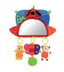 Игровая панель с зеркалом в машину Патрик K's kids KA569