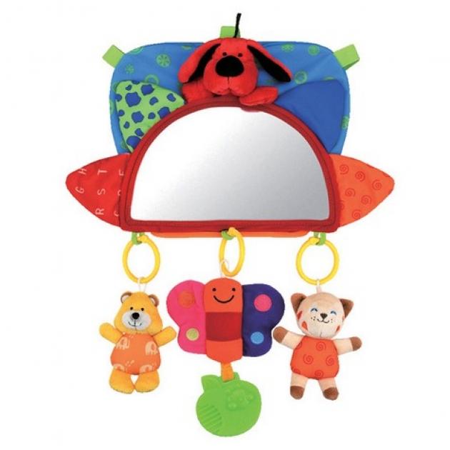 Игровая панель с зеркалом в машину Патрик K's kids (Арт. KA569)