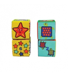 Развивающие кубики K's kids KA622