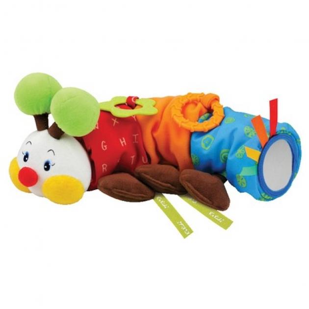 Игрушка для коляски Гусенечка-путешественница K's kids (Арт. KA630)