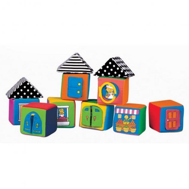 Развивающие кубики K's kids KI13003