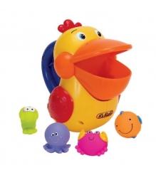 Игрушка для ванной Голодный пеликан K's kids KA422...