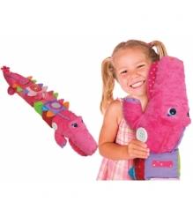 Мягкая игрушка леди кроко блоко K's kids KA616