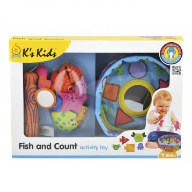 Игровой набор Аквариум K's Kids (Арт. KA625)