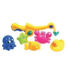 Игрушка для ванной Silverlit Юный рыбак 86071