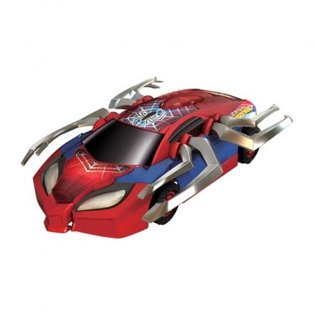 Радиоуправляемая машина Silverlit Человек Паук гонщик трансформер 85447