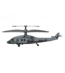Вертолет на радиоуправлении Silverlit Чёрный ястреб трехканальный 84506...