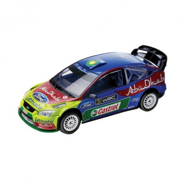 Радиоуправляемая машина Silverlit Rc Ford Focus 2009 1:16 86063