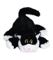 Мягкая игрушка мягкая gulliver котик шалунишка 3 цвета в ассортименте озвученный...