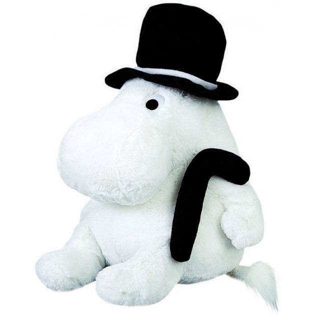 Мягкая игрушка муми папа пухлик 30 см 41 5077a2