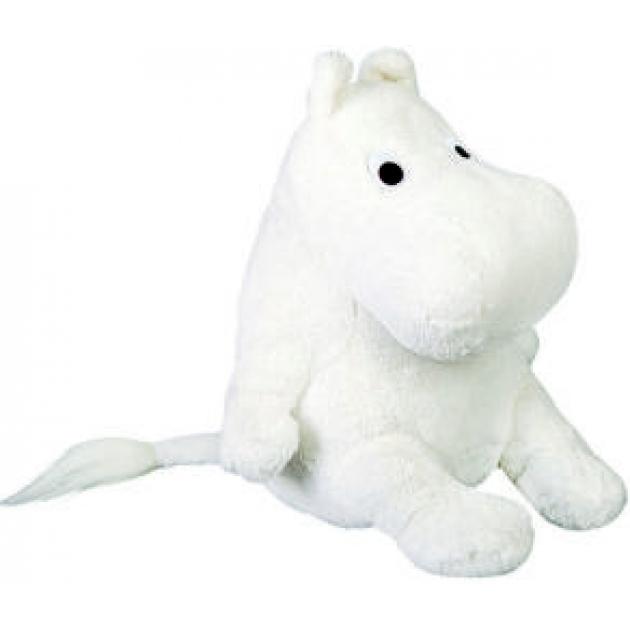 Мягкая игрушка муми тролль пухлик 21 см 41 5077b