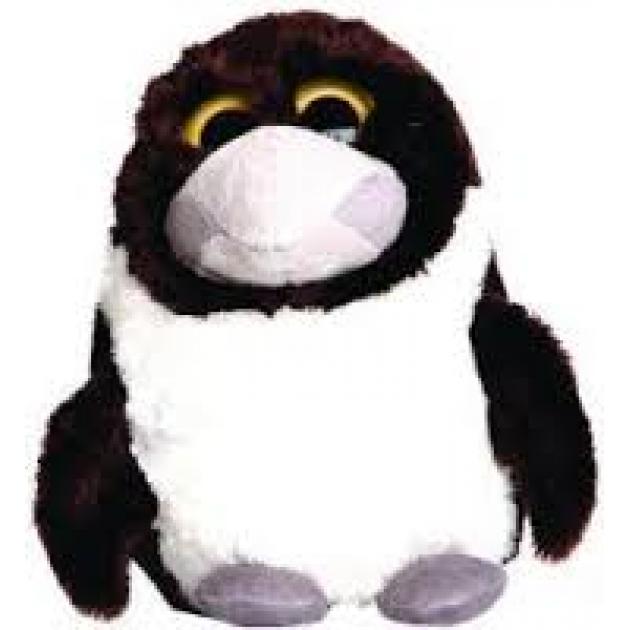 Мягкая игрушка пингвин глазастик 22 см 18 3006 3