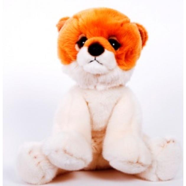 Мягкая игрушка померанский шпиц бу 23 см 50 84402sh