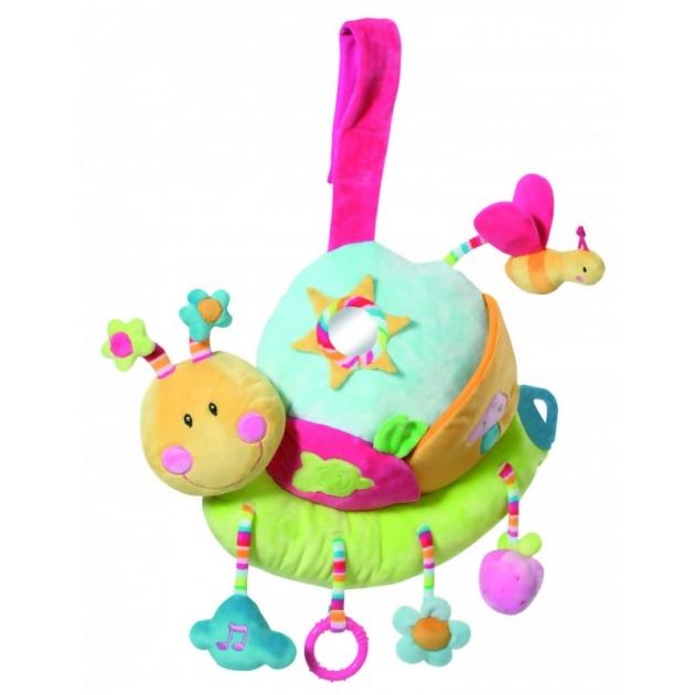 Развивающая мягкая игрушка Улитка 153033