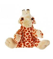 Мягкая игрушка рукавичка жираф 27 см 21 907762 3