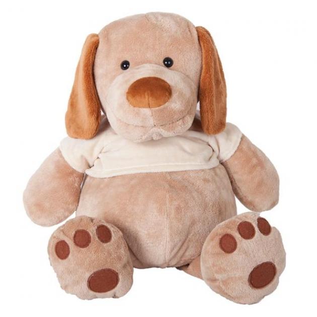 Мягкая игрушка собака степа в майке сидячая 40 см 7 5339