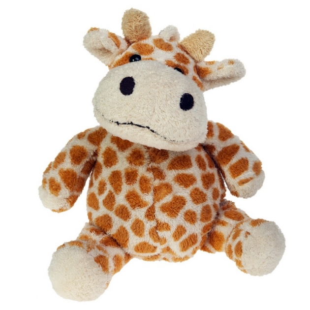 Мягкая игрушка жираф гоша сидячий 23 см 7 4907