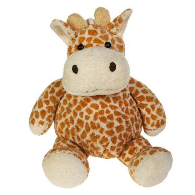 Мягкая игрушка жираф гоша сидячий 40 см 7 4906