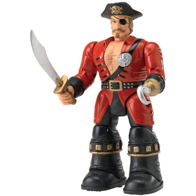 Игрушка Главный герой - Пират, 19 см 3519T