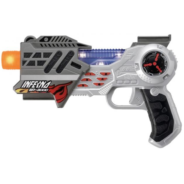 Игрушечное оружие Hap-p-Kid Лазерный пистолет MARS Assault Hap-p-Kid 3921T