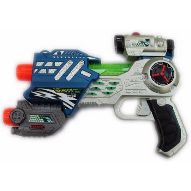 Игрушечное оружие Hap-p-Kid Лазерный пистолет MARS Assault Hap-p-Kid 3922T