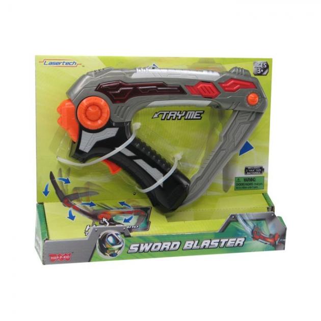 Игрушечное оружие Hap-p-Kid Бластер Hap-p-Kid 3944Т