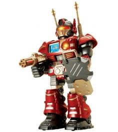 Робот на радиоуправлении Hap-p-Kid сержант 38 см  4003T...