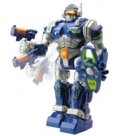 Робот на радиоуправлении Hap-p-Kid Экстремальный воин  4006T...