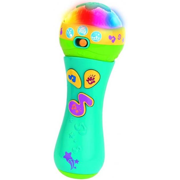 Музыкальная игрушка Hap-p-Kid Микрофон 4215T