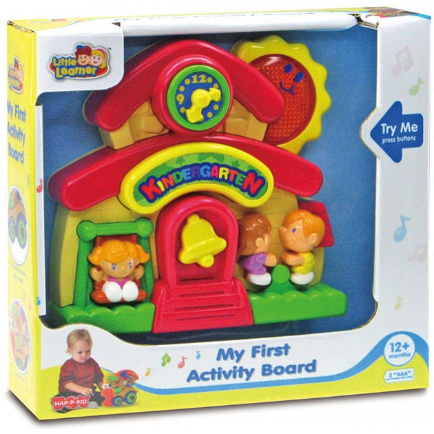 Обучающая панель Hap-p-Kid Детский сад 4216T