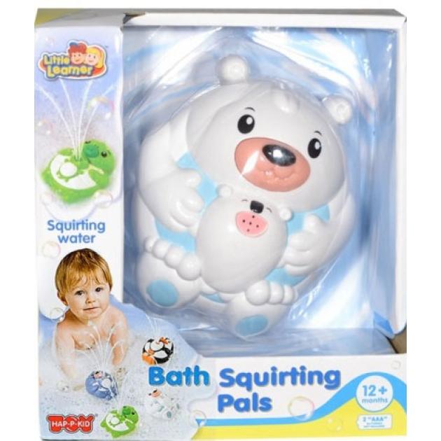 Игрушка для ванной Hap-p-Kid полярный мишка 4308