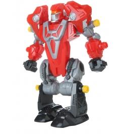 Робот трансформер Hap-p-Kid с отверткой и шурупове...