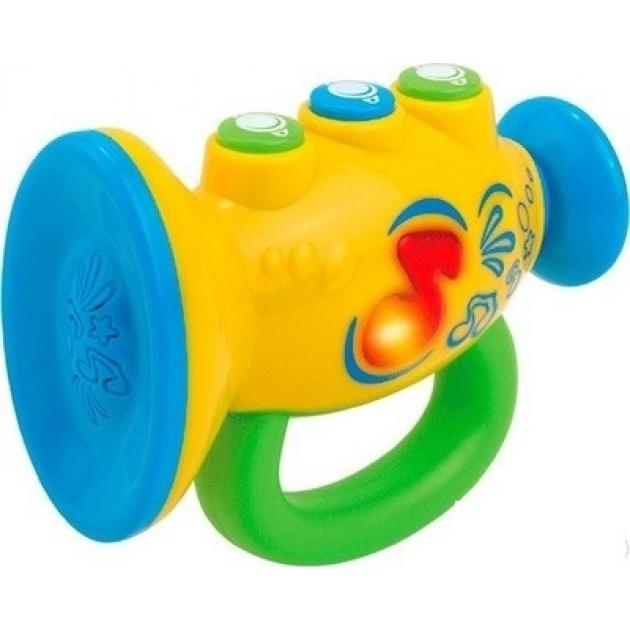 Игрушка Hap-p-Kid музыкальные инструменты Труба 4213Т