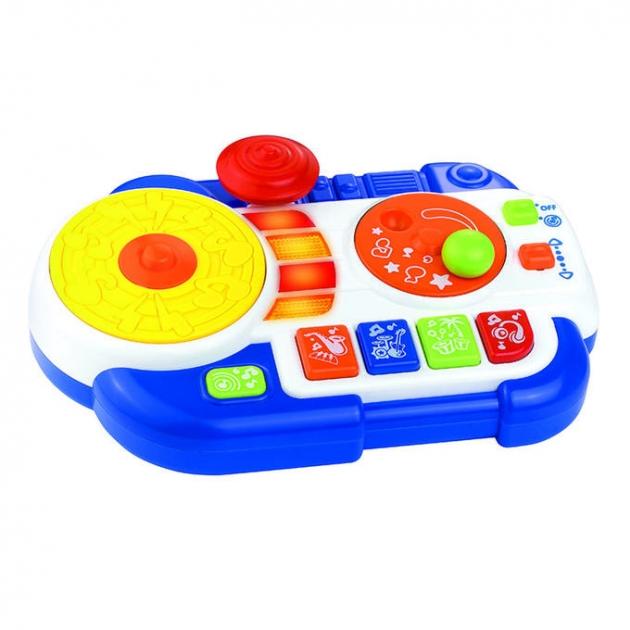 Музыкальная игрушка Hap-p-Kid Диджейский пульт 4222T