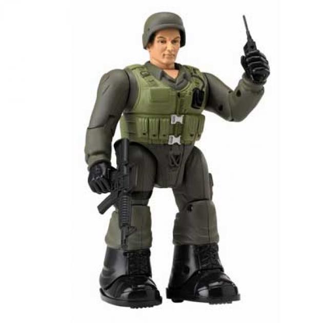 Детский робот Hap-p-Kid Combat Corps 19 см 3517T