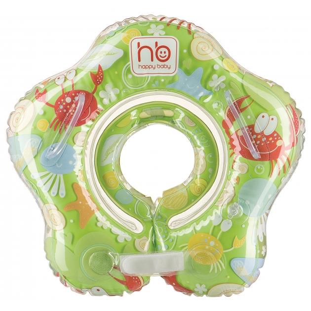 Надувной плотик круг Happy Baby 121005