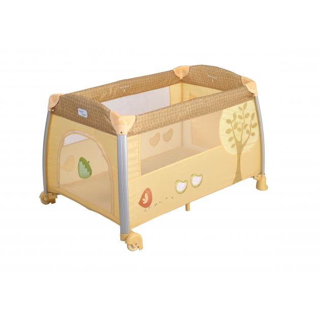 Кровать манеж Happy Baby Thomas