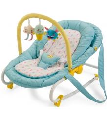 Шезлонг Happy Baby Nesty
