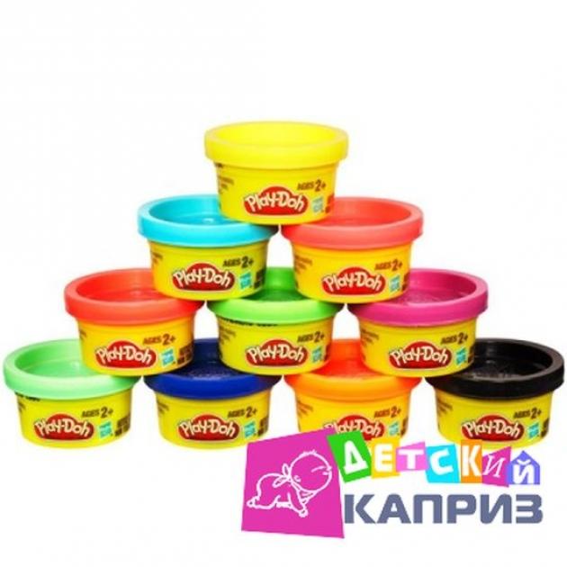 Детский пластилин play doh пластилин набор для праздника в тубусе 22037h