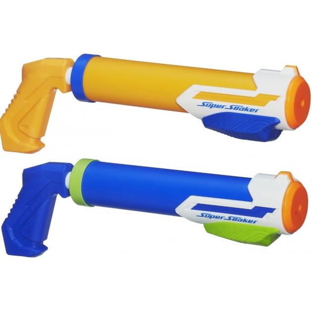 Nerf Бластер Супер Соакер Водяные трубки Hasbro A4842
