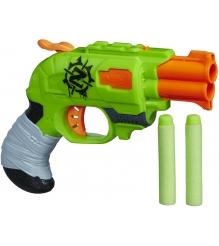 Nerf Бластер Зомби Двойная Атака Hasbro A6562