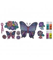 Детский пластилин play doh пластилин dohvinci настенное украшение бабочки a9210...