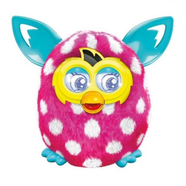 Ферби Furby Boom Hasbro A4332 Солнечная волна