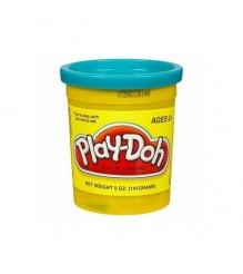 Детский пластилин play doh пластилин в банке голубой 22002148...