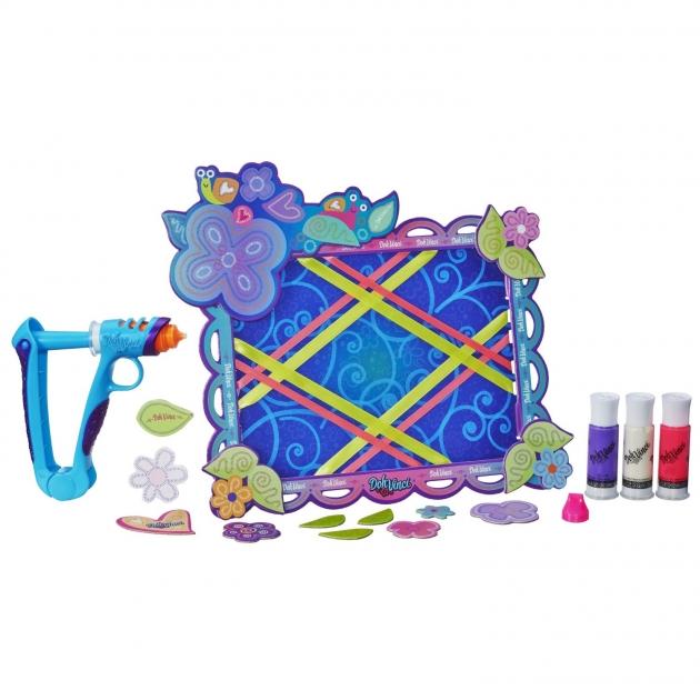 Детский пластилин play doh набор пластилина рамка на память a7189