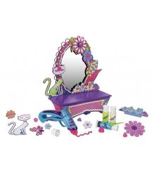 Детский пластилин play doh набор пластилина стильный туалетный столик a7197...