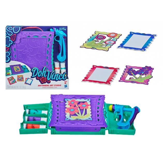 Набор для девочки для творчества студия дизайна с собой play doh a7198