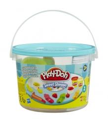 Детский пластилин play doh набор пластилина в банке a7658
